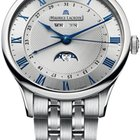 Maurice Lacroix Masterpiece Tradition Phase de Lune Mens Watch