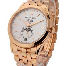 Patek Philippe 5396 Annual Calendar Rose Gold on Bracelet