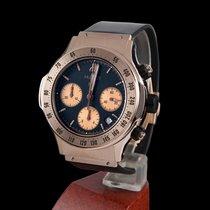 Hublot super b chronograph rose gold
