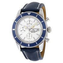 Breitling Superocean Heritage Automatic Chronograph Silver...