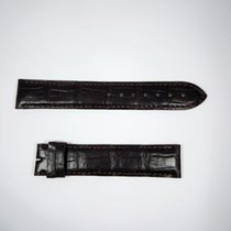Cartier Crocodile 19/18mm Brown