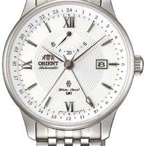Orient GMT FDJ02003W SAPPHIRE POWER RESERVE