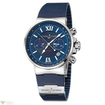 Ulysse Nardin Maxi Marine Chronograph Stainless Steel Men`s Watch