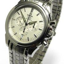 Omega De Ville Co- Axial Chronometer Ref 4841.31 Edelstahl Mit...