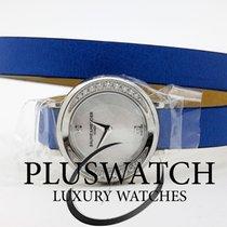 Baume & Mercier Promesse Petite 22mm  Blue Leather Strap T