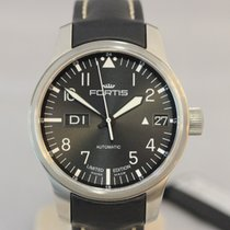 Fortis F43-Flieger Big Day Date Limited Edition 43mm NEU