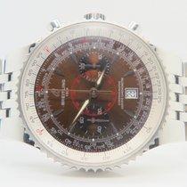 Breitling Navitimer Montbrilliant Legende Brown Dial Ref. A23340