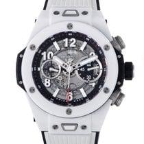 Hublot Big Bang Unico White Ceramic Watch 411.HX.1170.RX