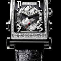 Pierre DeRoche Splitrock Big Numbers Diamonds