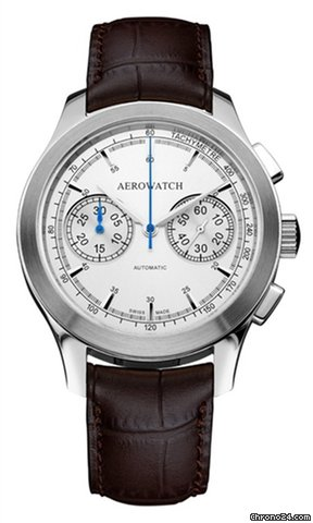 Aerowatch CHRONOGRAPH AEROPLAN - 100 % NEW