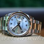 Rolex oyster perpetual DATE 5 diamants