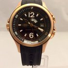 Hamilton Khaki Navy GMT Automatic Pink Gold Plated 2 Years...