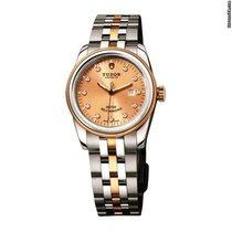Tudor Glamour Date 31 Mm Gold/Diamonds Dial