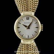 Jaeger-LeCoultre 18k Yellow Gold Vintage Dress Ladies Wristwatch