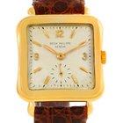 Patek Philippe Vintage 18k Yellow Gold Watch 2493