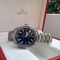Omega Seamaster Planet Ocean 42mm Titanium (New Fullset)