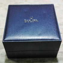 Bulova vintage watch box blu