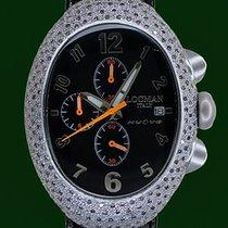 Locman Nuovo Sport 014 Aluminium Chronograph 44mm Diamonds