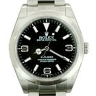Rolex Explorer I 39mm Ref. 214270 03/2011 art. Re1211