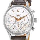 Longines Heritage Men's Watch L2.750.4.76.2