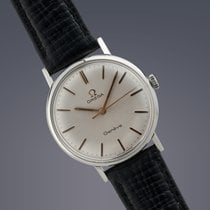 Omega Geneve stainless steel manual