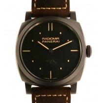 Panerai Radiomir Pam00577 Ceramic, Leather, 48mm