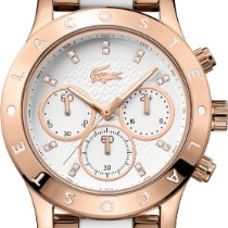 Lacoste Charlotte 2000911 Damenchronograph Mit Swarovski...