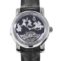 Ulysse Nardin Genghis Khan Minute Repeater Mens Watch 42mm 789-80