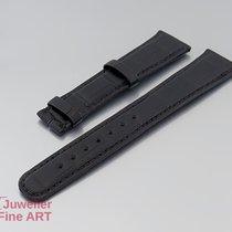 "A. Lange & Söhne Lederband XL Kroko braun 20/16 mm""..."