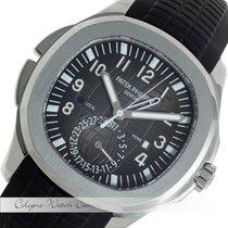 Patek Philippe Aquanaut Travel Time Stahl 5164A-001