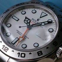 ロレックス (Rolex) EXPLORER II REF 216570 WD+WIE NEU+Box & Papiere