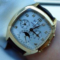 Patek Philippe Perpetual Calendar Chrono Yellow Gold - 5020J