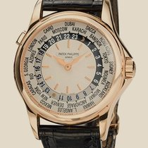 Patek Philippe Архив  World Time Yellow Gold