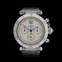 Cartier Pasha de Cartier Chronograph Stainless Steel Unisex 2113