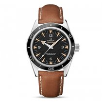 Omega Seamaster Master Co-Axial Chronometer Mens Watch  Steel ...