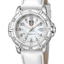 Luminox Ladies Steel Colormark - White MOP Dial - Steel -...