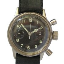 Tutima vintage Fliegerchronograph ca. 1940