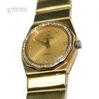 Concord 14 Karat Gold and Diamond Women's Watch