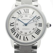 Cartier Ronde Solo Collection Extra-Large 42mm Stainless Steel...