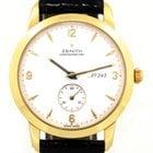 Zenith Chronometre 125 Anniversario ref. 30.3125.113