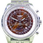 Breitling Bentley Motors A25362 Copper 48mm Stainless Steel...