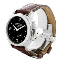 Panerai Luminor Marina 1950 3 Days Gmt 44mm Watch Pam347 Pam00347