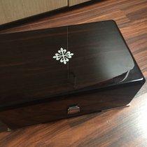 Patek Philippe scatola box Nautilus  wooden box