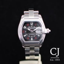 Cartier Roadster Large Size Stainless Steel Vegas Roulette Dial