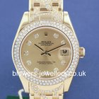 Rolex Pearlmaster 34 81338.
