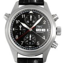 IWC Spitfire doble cronógrafo IW371333