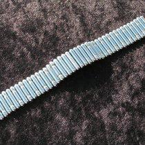 Breitling Rouleaux Bracelet 18mm Or D´acier Jetstream Sextant...