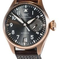 IWC Big Pilot Spitfire Slate Grey Dial Automatic Men's Watch