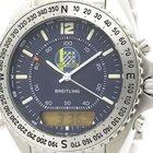 Breitling Team 60 Pluton Serie Limitee Quartz Watch A51038...