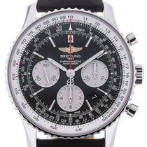 Breitling Navitimer 43 Automatic Chronograph Leather